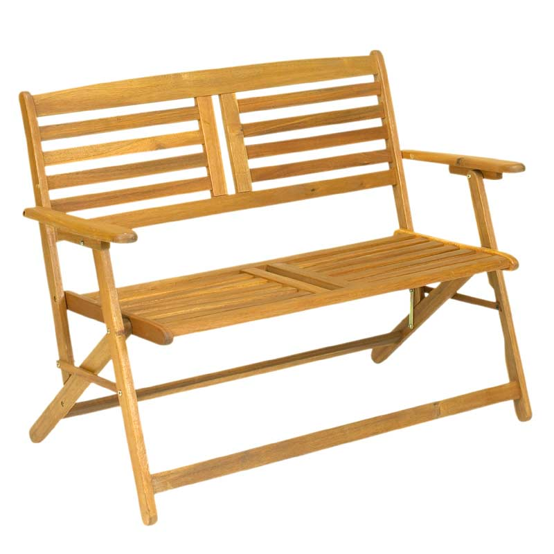 Folding Garden Bench In Stock Now Greenfingers Com