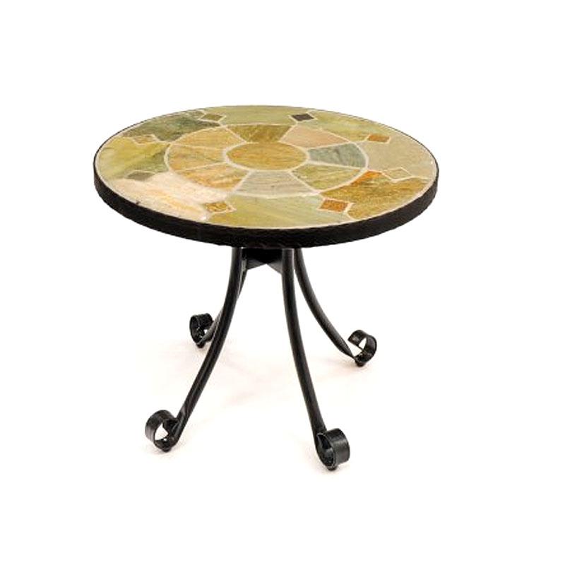 Europa leisure 2 tarifa armchairs 60cm round orba coffee for Coffee table 60cm