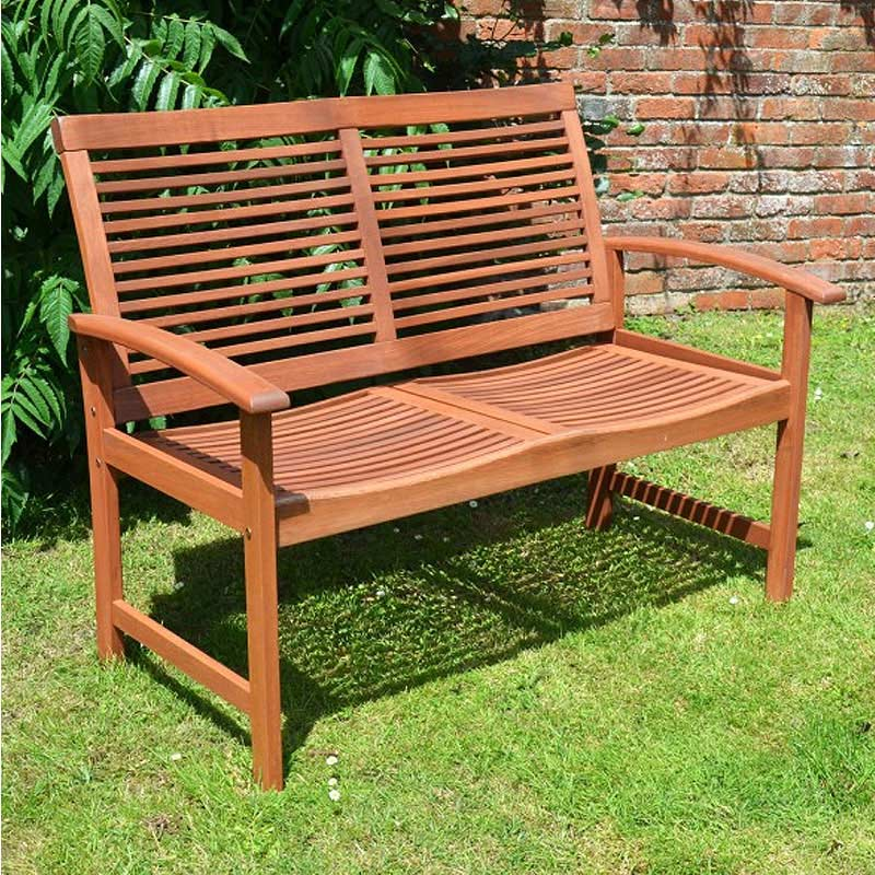 Europa Leisure Tornio 2 Seater Bench On Sale Fast