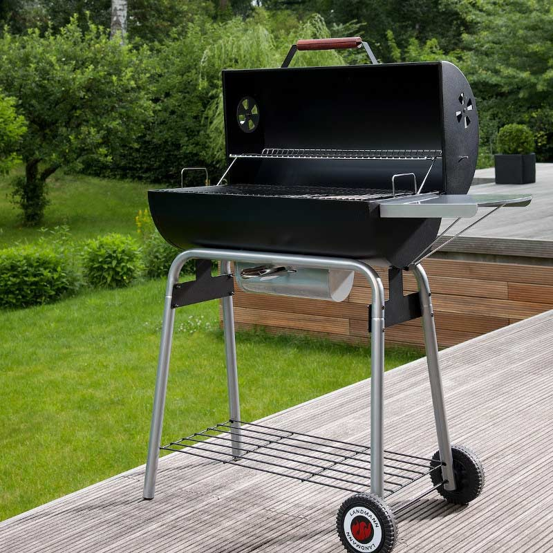 how to start a charcoal bbq fast
