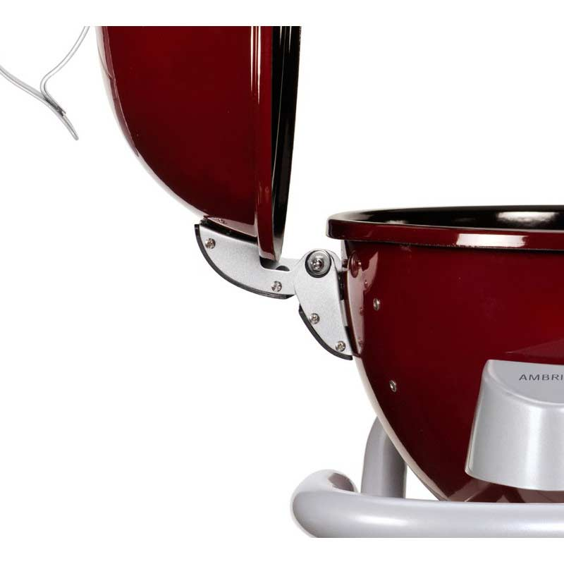 outdoor chef gas kettle barbecue classic line ambri 480 g ruby. Black Bedroom Furniture Sets. Home Design Ideas