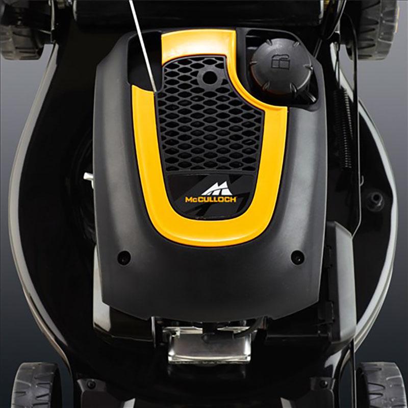 mcculloch m40125 40cm push petrol mower on sale fast. Black Bedroom Furniture Sets. Home Design Ideas