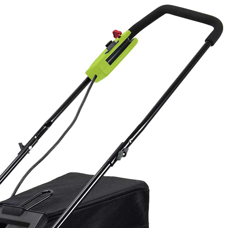 Greenworks 40v cordless lawnmower 35cm tool only on sale for Garden tools equipment sales