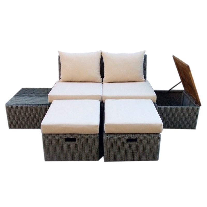 norfolk leisure lifestyle ltd trinidad 2 seater lounge set. Black Bedroom Furniture Sets. Home Design Ideas