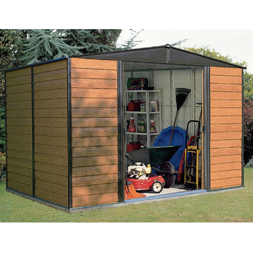 Rowlinson Woodvale Shed W10ft X D8ft On Sale Fast