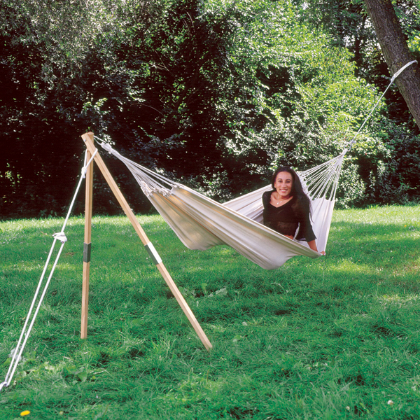Amazonas Madera Single Side Hammock Stand On Sale Fast