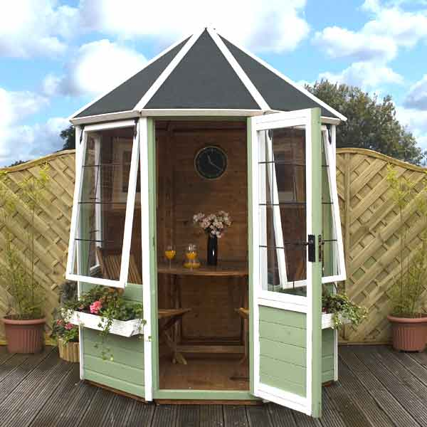 Summer Houses Cabins Sale Fast Delivery Greenfingers Com