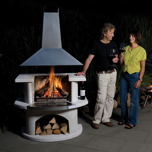 Stone BBQ Sale | Fast Delivery | Greenfingers.com
