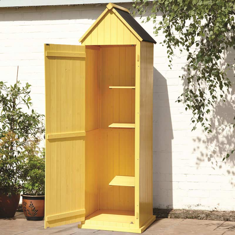 Brundle brighton small apex shed w2ft x d2ft on sale for Garden shed small