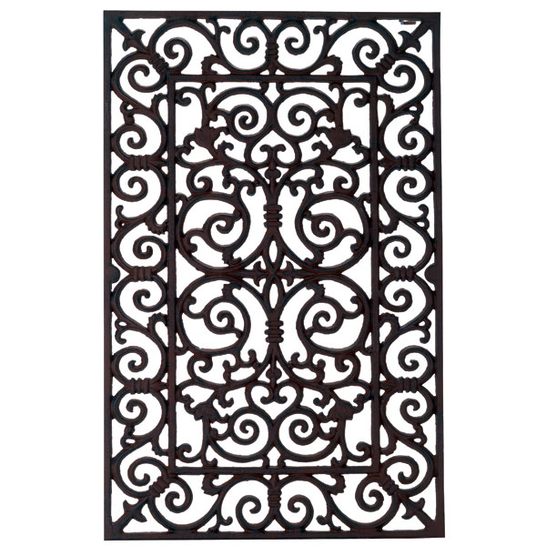Cast Iron Door Mat L On Sale Fast Delivery