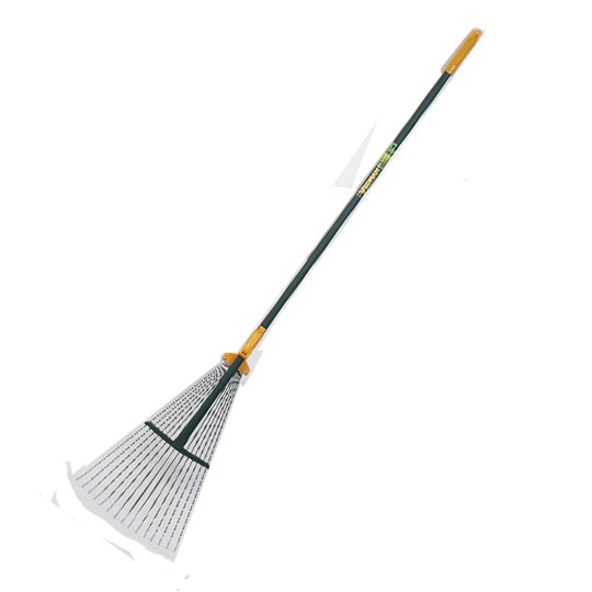 Yeoman adjustable lawn rake on sale fast delivery for Large rake garden tool