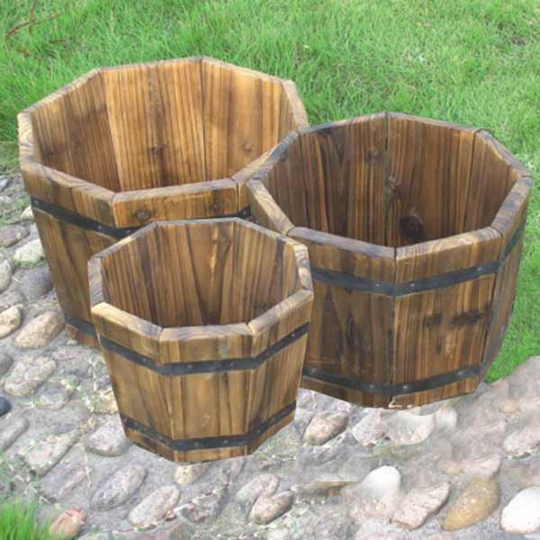 Wooden Planters Sale Fast Delivery