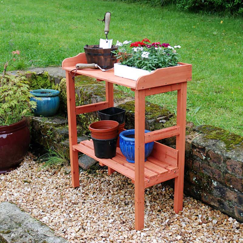 Terra Potting Table On Sale Fast Delivery Greenfingers Com