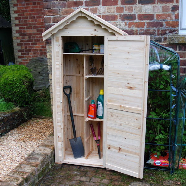 Customer Reviews for Small Wooden Shed   Greenfingers.com