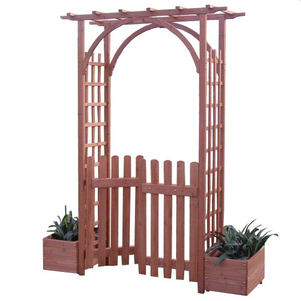 Fuchsia Fsc Fir Garden Arch On Sale Fast Delivery