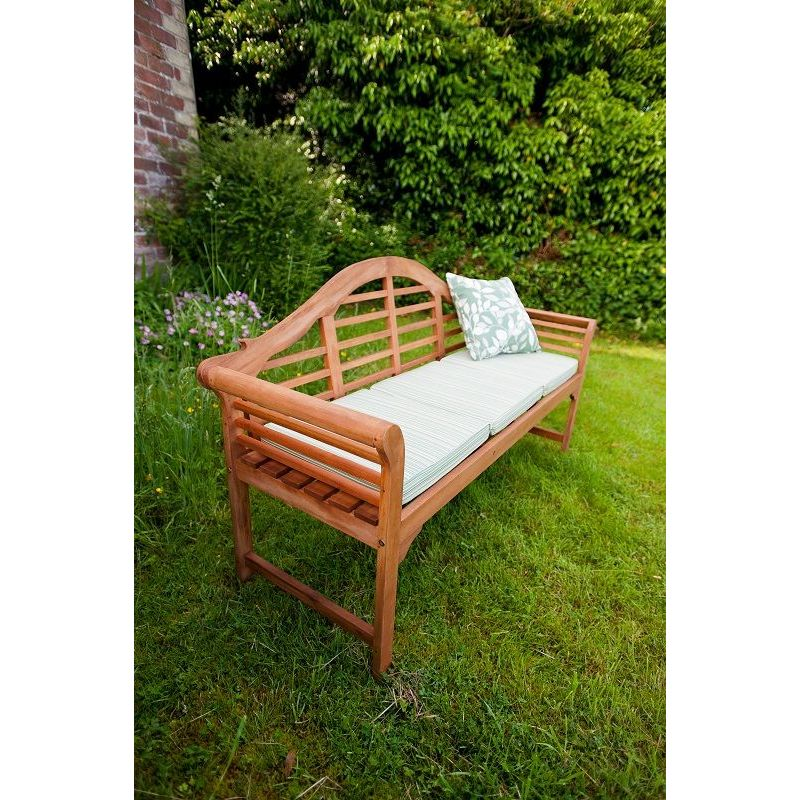 Greenfingers Lutyens 3 Seater Bench On Sale Fast
