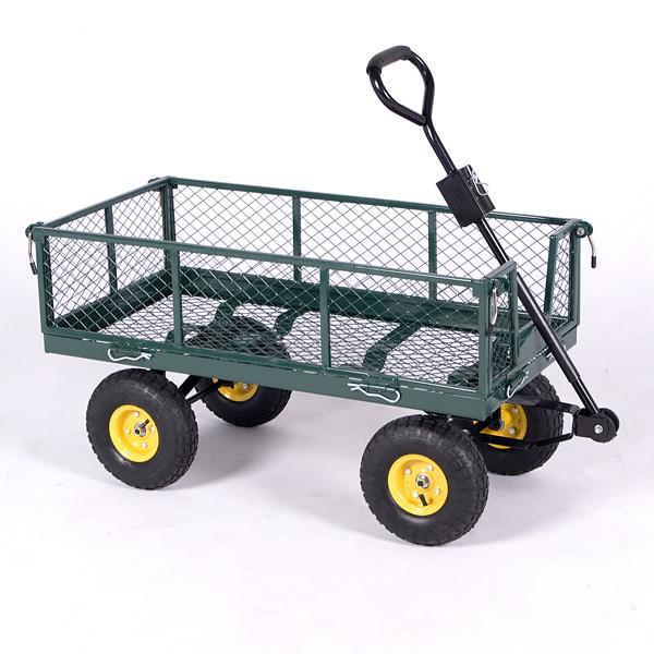 Customer Reviews For Terra Medium Garden Trolley 200 Kg