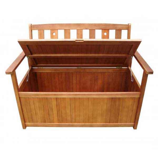 greenfingers portland 2 seater storage bench on sale fast delivery. Black Bedroom Furniture Sets. Home Design Ideas