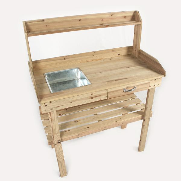 Ellister Premier FSC Potting Table on Sale | Fast Delivery ...
