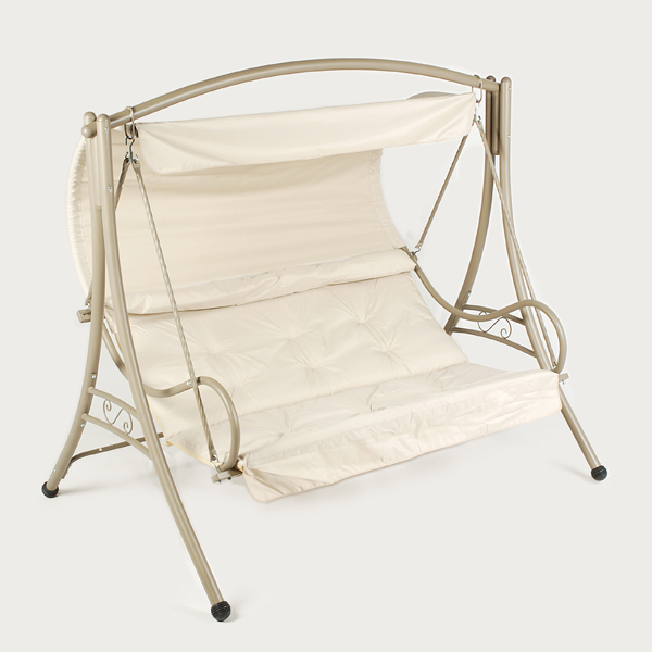 Garden swing seats sale fast delivery for Extra wide swing seat