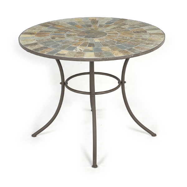 Ellister Nova Mosaic Patio Table 80cm On Sale Fast
