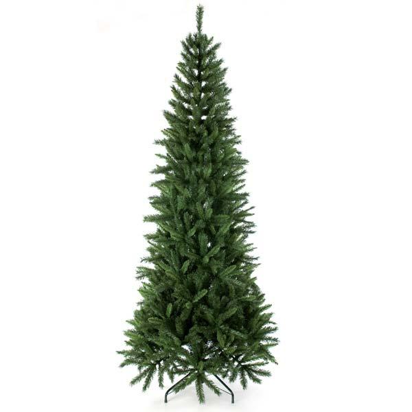 Festive Artificial Christmas Tree Regency Slim Fir 55ft on ...