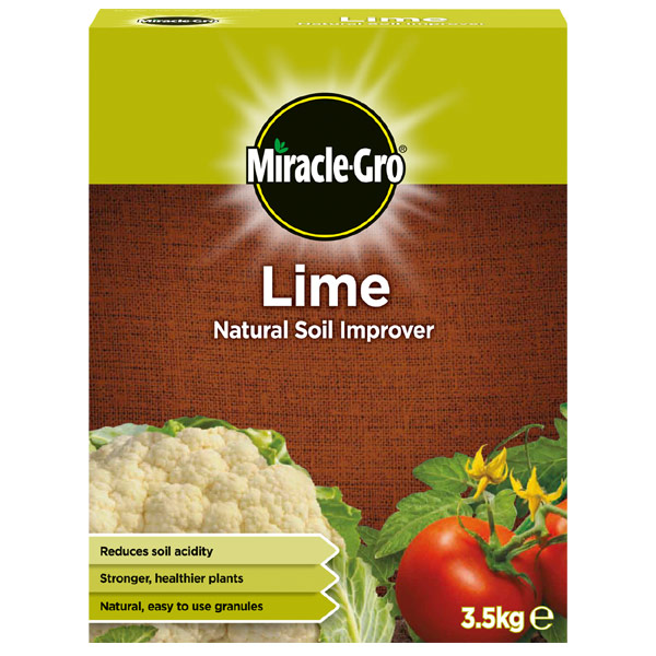 Miraclegro lime soil improver 35kg on sale fast delivery for Soil improver
