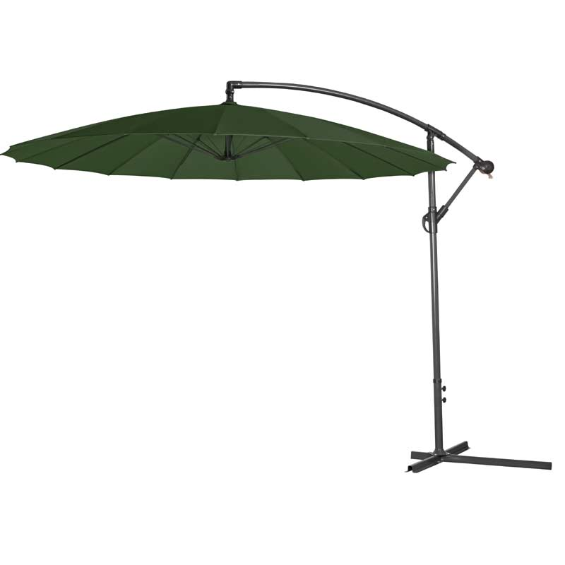 Garden Nation Singapore Cantilever Parasol 3m on Sale  Fast Delivery ...