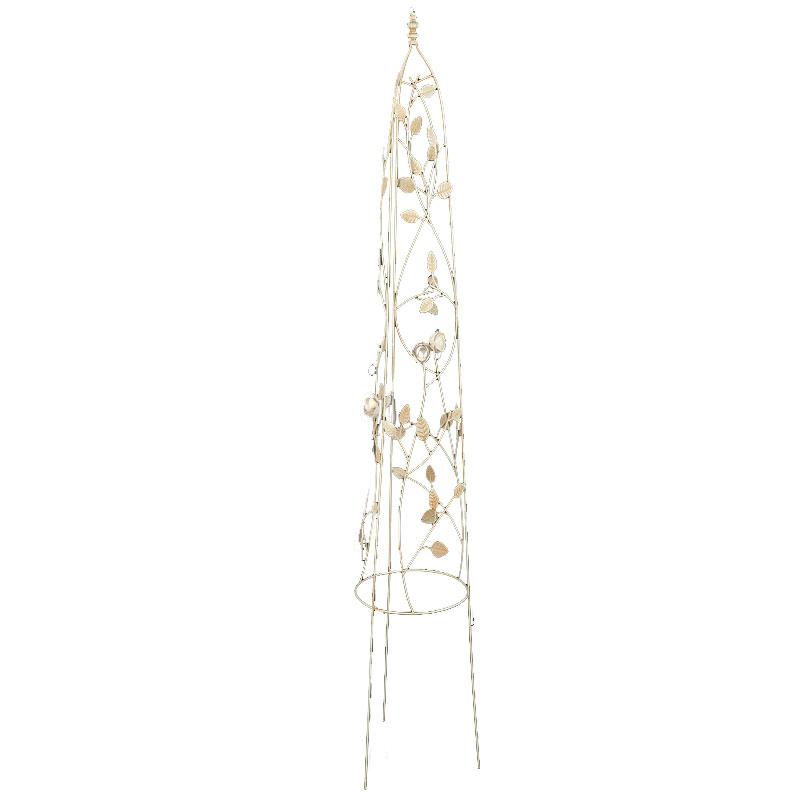 obelisks plant support sale fast delivery. Black Bedroom Furniture Sets. Home Design Ideas