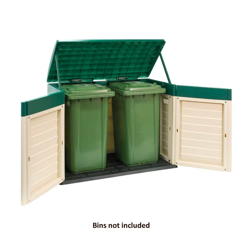 Garden shed extra room