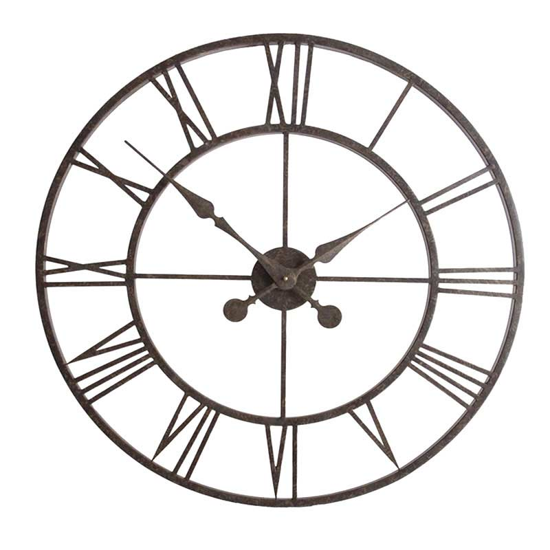 radio controlled garden wall clocks in stock now