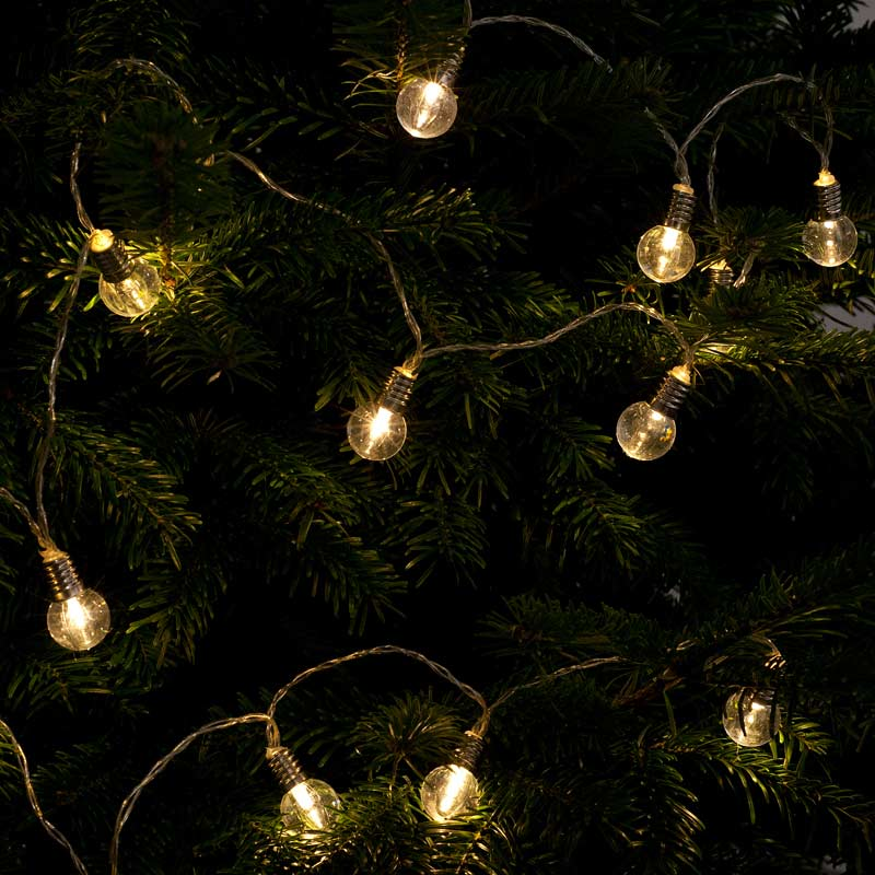 Noma String Lights Led : Noma Clear Lamp String LED Twinkle Lights 16 Warm White on Sale