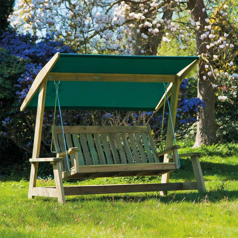 Alexander rose farmers 3 seater swing seat on sale fast delivery - Gazebo get upcoming barbecues ...