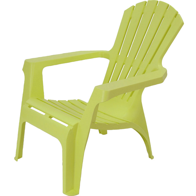 Greenfingers Adirondack Chair Lime On Sale