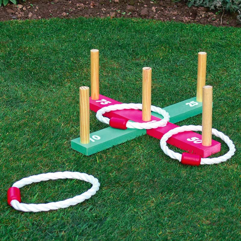 Garden games garden quoits game on sale fast delivery for Garden design game