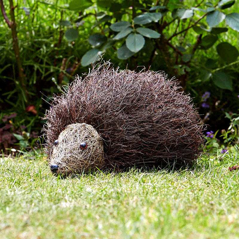 Smart garden spike the hedgehog garden ornament on sale for Garden accessories canada