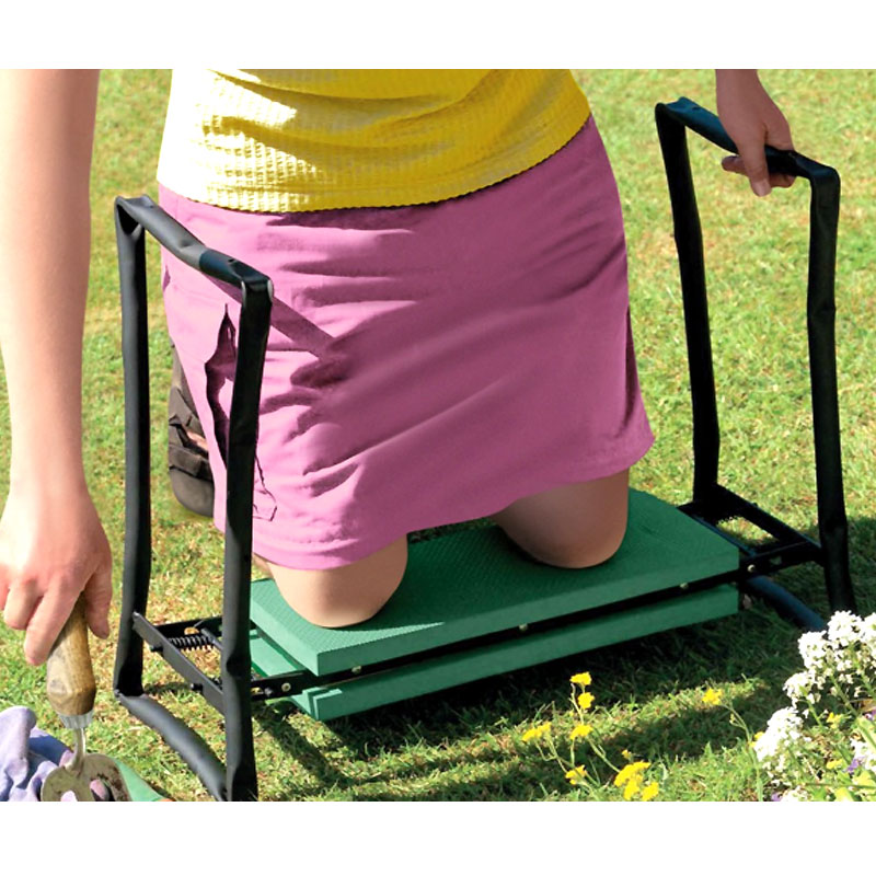 gardman foldaway garden kneeler on sale fast delivery