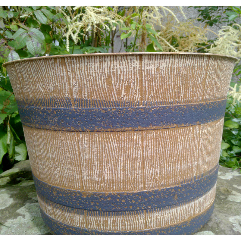 Whisky Barrel Planter 125in on Sale | Fast Delivery