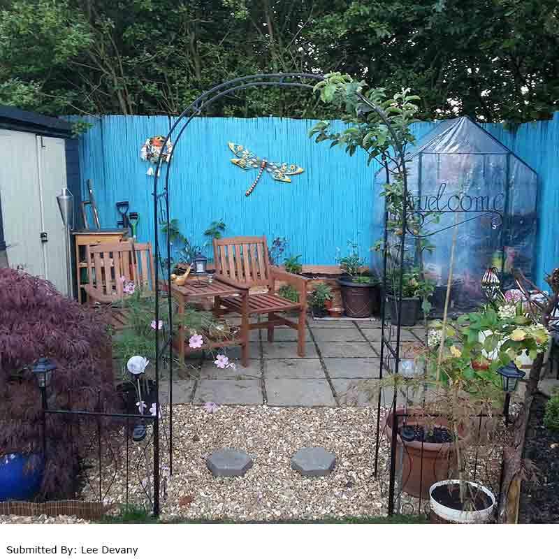 sunflare victoria solar light garden arch on sale fast delivery. Black Bedroom Furniture Sets. Home Design Ideas