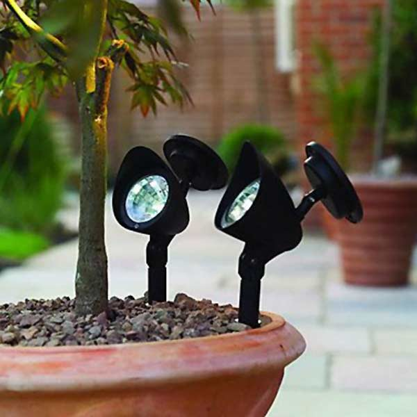 Outdoor Garden Lights Mains Powered In Stock Now  Greenfingerscom