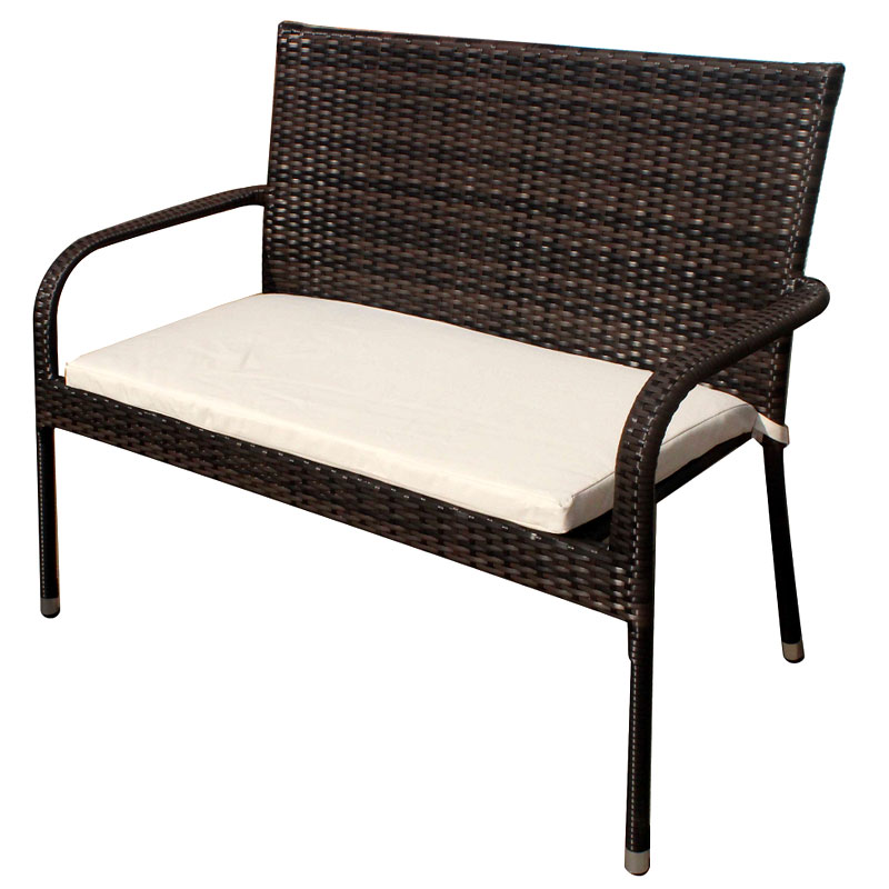 Greenfingers Moncafa 2 Seater Bench On Sale Fast Delivery