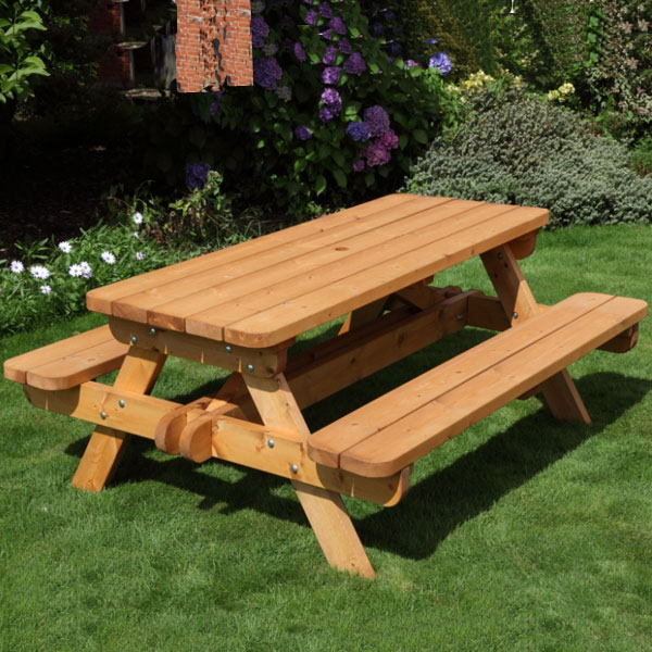 Picnic Tables Sale | Fast Delivery | Greenfingers.com