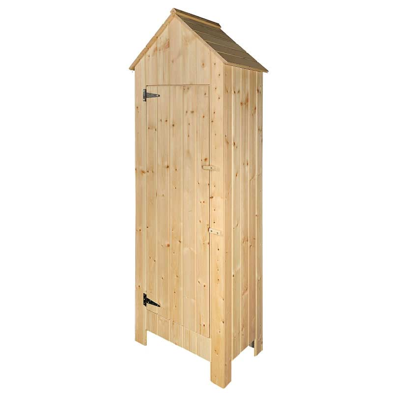 Cannock gardeners tool shed w6ft x d2ft on sale fast for Small tool shed