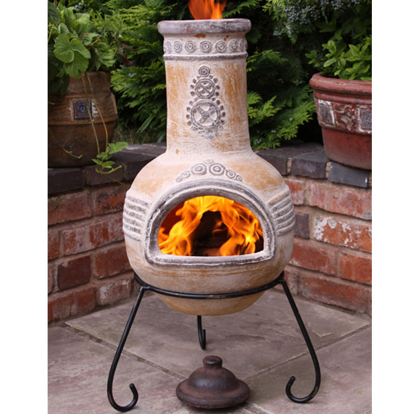 Chimineas Extra Large Sale Fast Delivery Greenfingers Com