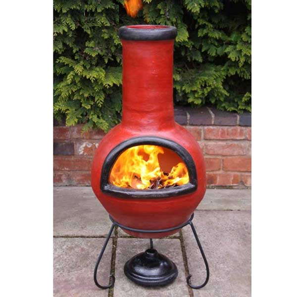 Clay Chimineas Sale