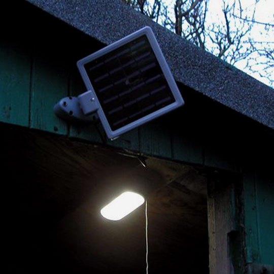 solar shed light reviews
