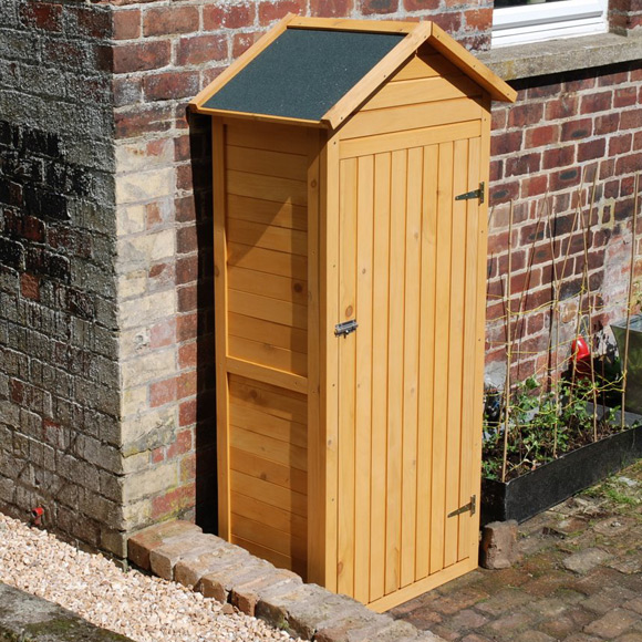 customer reviews for fsc wooden tool shed