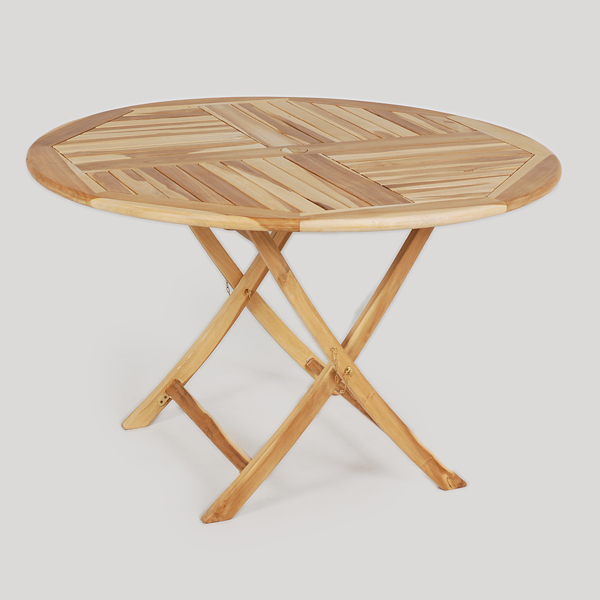 Customer Reviews for Greenfingers Teak Round Table 120cm