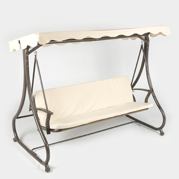 Customer reviews for greenfingers swing bed for Extra wide swing seat