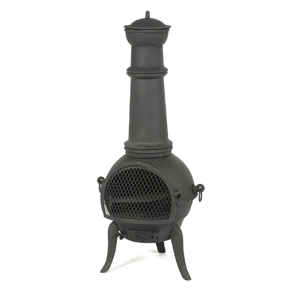 Customer Reviews For Cast Iron Chiminea Large